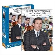 Office - Michael Scott Quote 500 Piece Puzzle | Merchandise