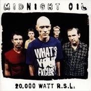20000 Watt RSL: Collection | CD
