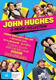John Hughes - Limited Edition | Collection - 8 Movie Pack | DVD