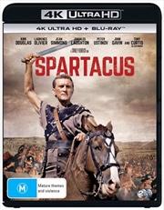 Spartacus | Blu-ray + UHD | UHD