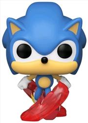 Sonic the Hedgehog - Sonic Running 30th Anniversary Pop! Vinyl   Pop Vinyl