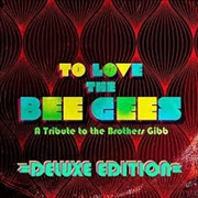 To Love The Bee Gees | CD
