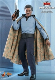 "Star Wars - Lando Calrissian 40th Anniversary 1:6 Scale 12"" Action Figure 