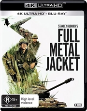 Full Metal Jacket | Blu-ray + UHD | UHD