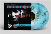 Teenage Snuff Film - Aqua With Black Dust Coloured Vinyl | Vinyl