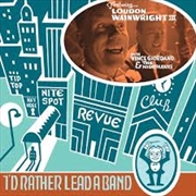 I'd Rather Lead A Band | CD