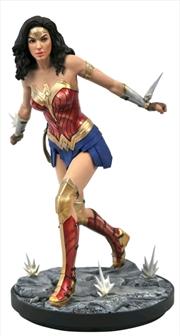 Wonder Woman 2 - Wonder Woman 1984 Gallery PVC Statue | Merchandise