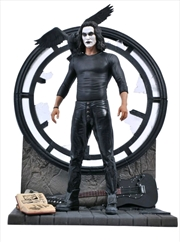 The Crow - The Crow Movie Gallery PVC Statue | Merchandise