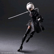 Nier: Automata - YoRHa No.2 Type B Play Arts Action Figure | Merchandise
