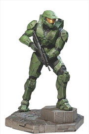 Halo Infinite - Master Chief Vinyl Statue | Merchandise