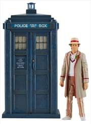 Doctor Who - Fifth Doctor & TARDIS Castrovala | Merchandise