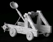 WizKids - Deep Cuts Unpainted Miniatures: Catapult   Games