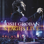 Stages Live | CD