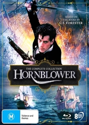 Hornblower | Complete Collection | Blu-ray