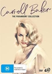 Caroll Baker | Paramount Collection | DVD