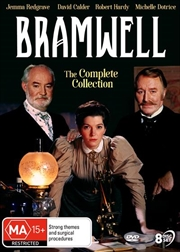 Bramwell - Series 1-4 | Complete Collection | DVD