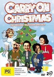 Carry On Christmas - The Original TV Specials | DVD