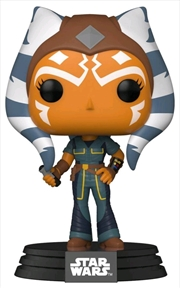 Star Wars: Clone Wars - Ahsoka Pose US Exclusive Pop! Vinyl [RS] | Pop Vinyl