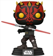 Star Wars: Clone Wars - Darth Maul Pop! Vinyl | Pop Vinyl