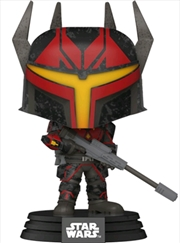 Star Wars: Clone Wars - Darth Maul's Captain Pop! Vinyl | Pop Vinyl