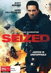 Seized | DVD
