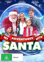 My Adventures With Santa | DVD