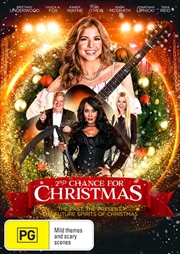 2nd Chance For Christmas | DVD