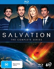 Salvation | Complete Series | Blu-ray