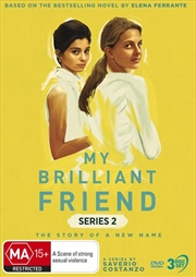My Brilliant Friend - The Story Of A New Name - Series 2 | DVD