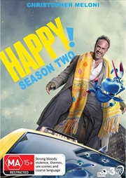 Happy! - Season 2 | DVD