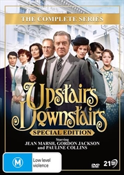Upstairs Downstairs - Special Edition | Complete Series | DVD