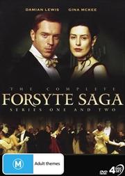Forsyte Saga - Series 1-2, The | DVD