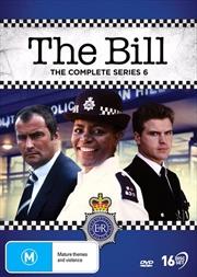 Bill - Series 6, The | DVD