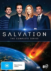 Salvation | Complete Series | DVD