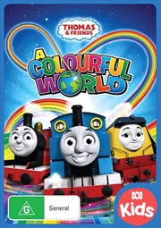 Thomas and Friends - A Colourful World | DVD