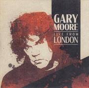 Live From London - Orange Coloured Vinyl | Vinyl