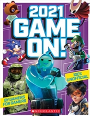 Game On! 2021 | Paperback Book