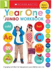 Year One Jumbo Workbook | Paperback Book