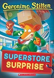Superstore Surprise (geronimo Stilton #76) | Paperback Book