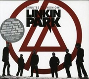 Minutes To Midnight: European Tour Edition   CD