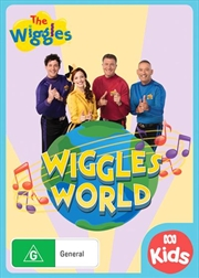 Wiggles - Wiggles World, The | DVD