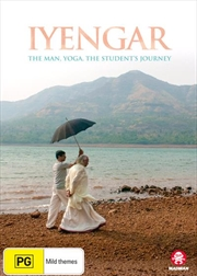 Iyengar - The Man, Yoga, The Student's Journey   DVD