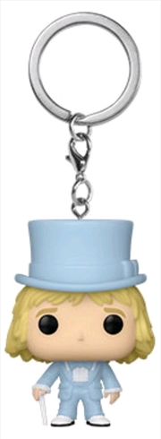 Dumb and Dumber - Harry in Tux Pocket Pop! Keychain | Pop Vinyl