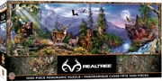 Licensed Panoramic Realtree 1000 Piece Puzzle | Merchandise