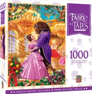 Beauty And The Beast 1000 Piece Puzzle | Merchandise