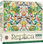 Replica Safari 1000 Piece Puzzle | Merchandise