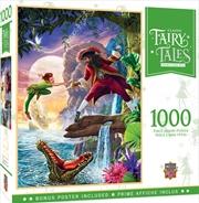 Classic Fairy Tales Peter Pan 1000 Piece Puzzle | Merchandise