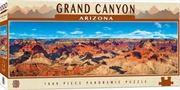 City Panoramic Grand Canyon 1000 Piece Puzzle | Merchandise