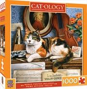 Catology Gerschwin 1000 Piece Puzzle | Merchandise