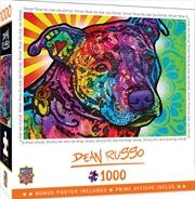 Dean Russo Forever Home 1000 Piece Puzzle | Merchandise